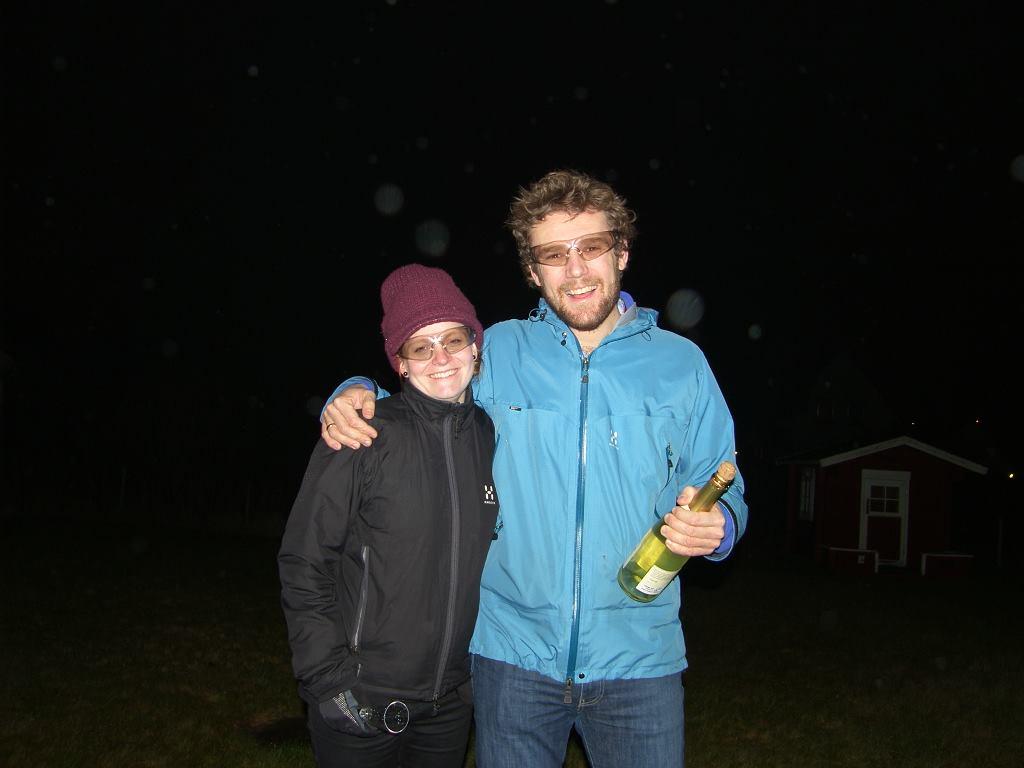 Malene og Brian