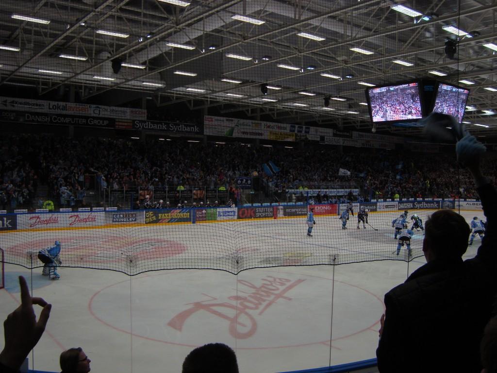 Ishockey i Vojens