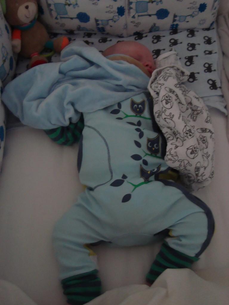 Erik sover