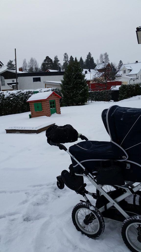 Vinteren er kommet