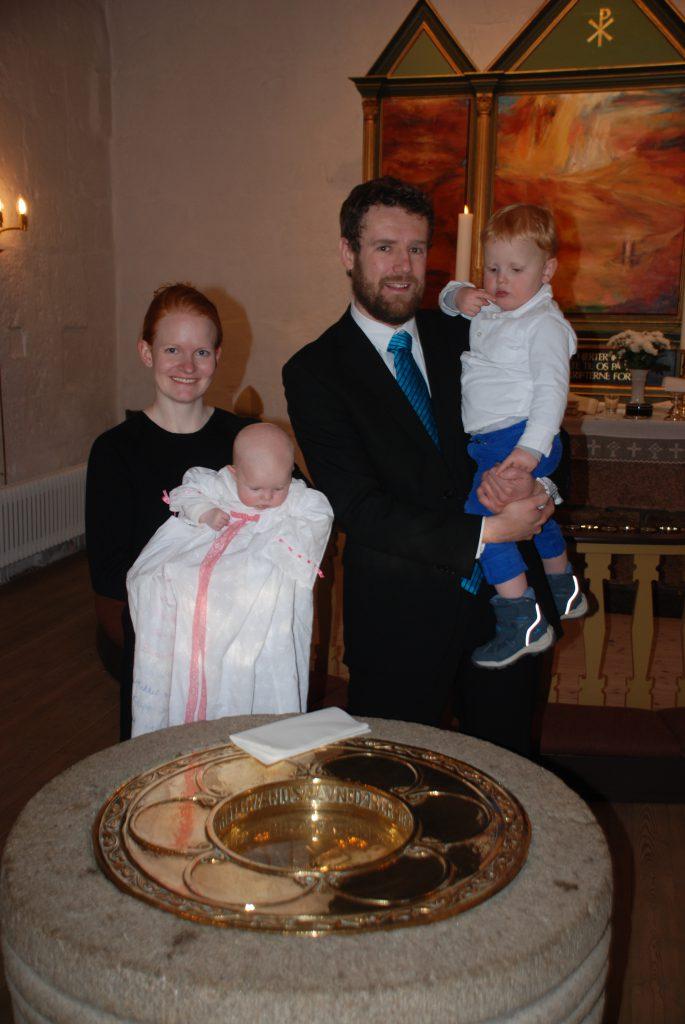 Familien Aagaard Nielsen