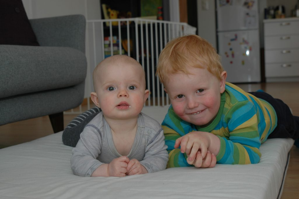 Dejlige unger